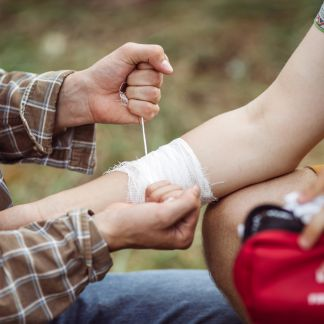 Level 2 Activity First Aid