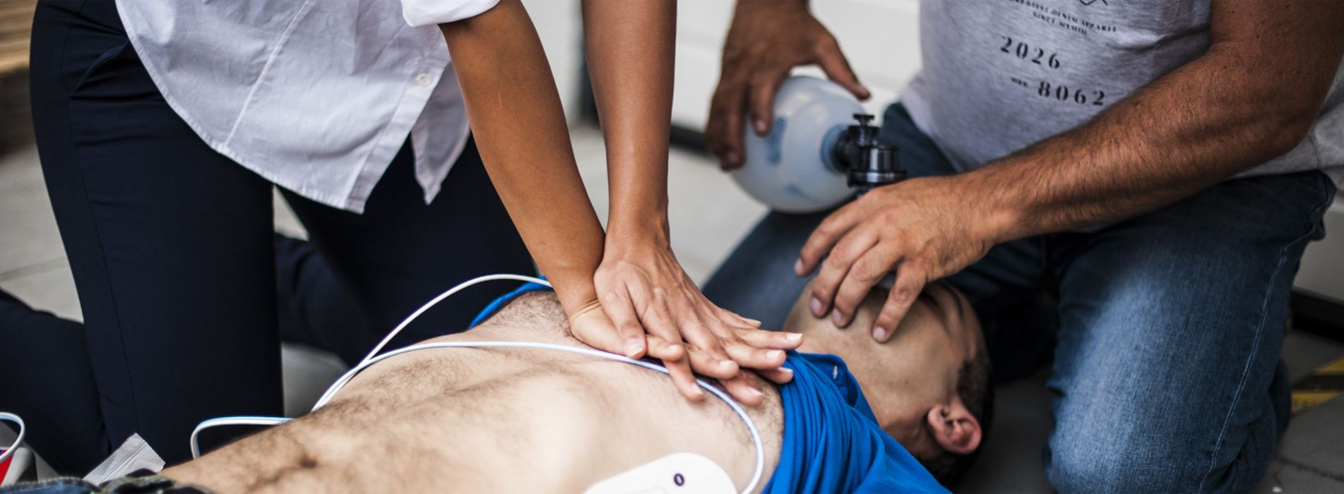 burton first aid training