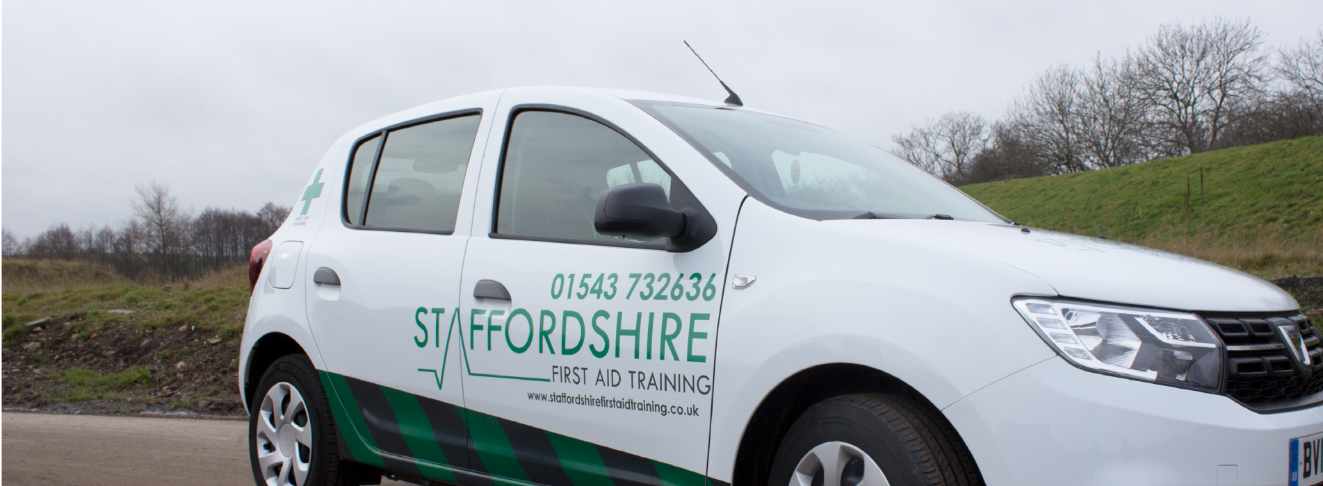 pershore first aid training